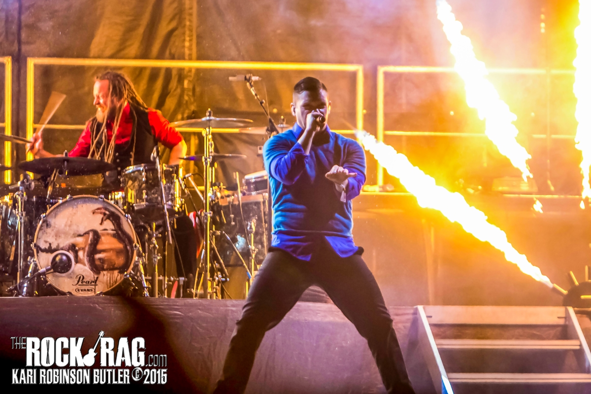 Brent Smith & Barry Kerch