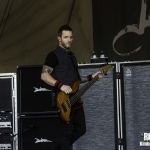Brian Marshall, Alter Bridge  - H5A0404 1