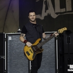 Brian Marshall, Alter Bridge  - H5A0406 1