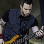 Brian Marshall, Alter Bridge  - H5A0447 1