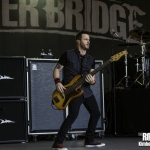 Brian Marshall, Alter Bridge  - H5A0606
