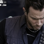 Brian Marshall, Alter Bridge  - H5A0634
