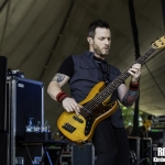 Brian Marshall, Alter bridge  - H5A0450
