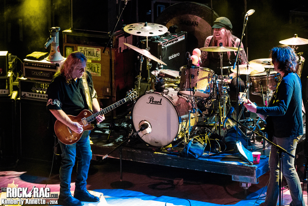 Warren Haynes & Matt Abts