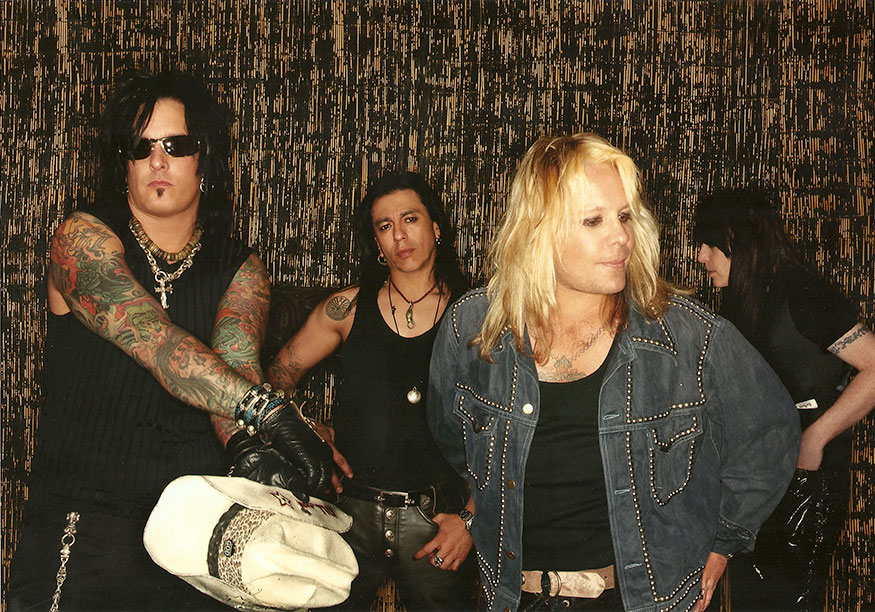 Randy Castillo Replaces Tommy Lee in Motley Crue