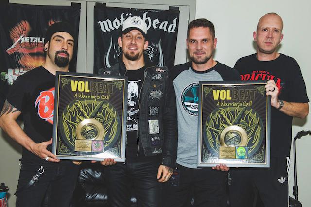 Volbeat RIAA
