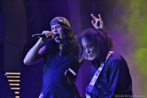 Darren James Smith & Jake E. Lee-Red Dragon Cartel-MORC