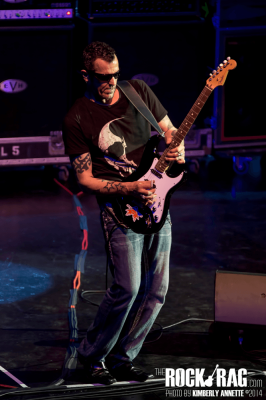 Gary Hoey - Guitar Gods - Photo by Kimberly Annette ©2014