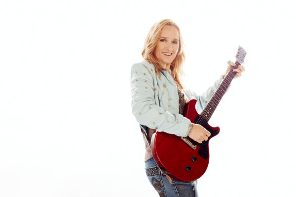 Melissa Ethridge  Photo by JohnTsiavis